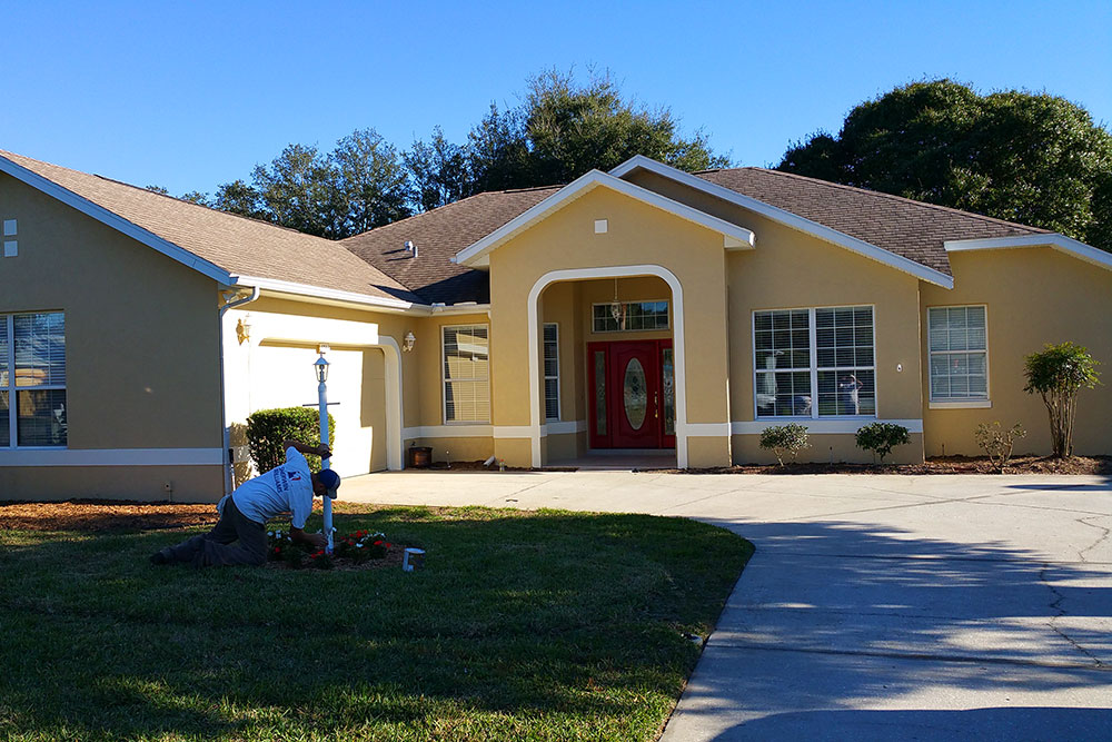 Crystal River FL painting contractors